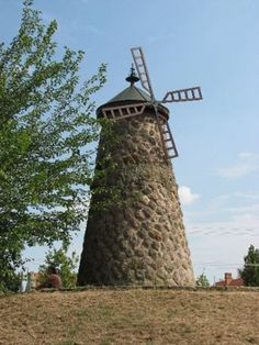 windmill in Szarvas symbolises the centre of pre-trianon treaty Hungary Budapest, Old Windmills, Water Wheels, Wind Mills, Map Pictures, Water Powers, Water Mill, Old Barns, Le Moulin