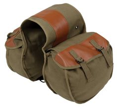 Amazon.com : Stansport Saddle Bag : Bycicle Saddle Bags : Sports & Outdoors