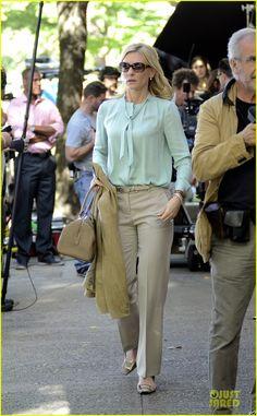 Cate Blanchett: 'The Maids' Star! | Cate Blanchett Photos | Just Jared