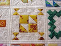 Green Fairy Quilts: Encore..............
