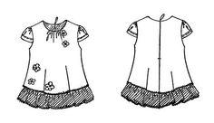 Vestitino-Bimba-Cotone-LMB Marzo-Grafica
