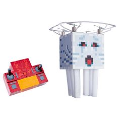 Minecraft Flying Ghast R/C