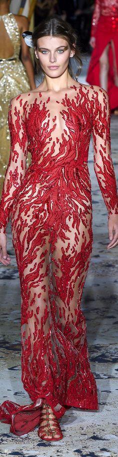 Spring 2018 Haute Couture Zuhair Murad