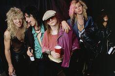 Guns N' Roses @ Montreal