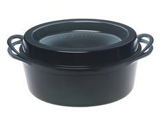 Le Creuset Heritage cooking pot... Best!