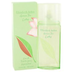 Green Tea Lotus By Elizabeth Arden Eau De Toilette Spray 3.3 Oz