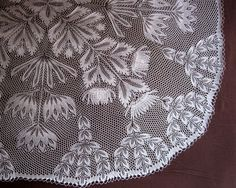 Roswitha, doily by Herbert Niebling.