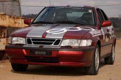 "Saab 900 NG ""Pikes Peak"" Racecar"