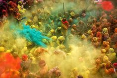 Game of Colors by Anurag Kumar from 2013 Sony World Photography Awards