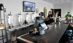 Growler and Tasting Bars in Vancouver
