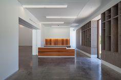 Adam Aronson Fine Arts Center at Laumeier Sculpture Park: Entry