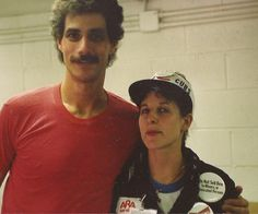 "Ira Levin and Melinda Korer Studnicka (""Tweety the Vending Sweetie""). July 12, 1987."