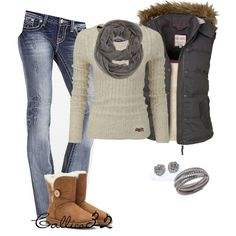 Winter/Fall, created by callico32 on Polyvore