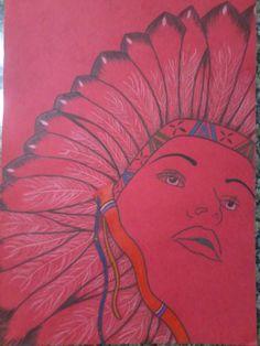 Inspirado na cultura Indígena Brasileira