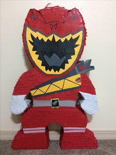 Power Ranger Dino Charge Piñata