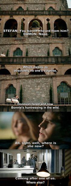 The Vampire Diaries TVD 7X22