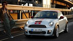 Definitely on my watch list. Although not the Cooper Works as emission level E is just too bad for the environment. I better stick to the regular Cooper. Go Kart, Mini Paceman, Cooper Car, Mini Monster, John Cooper Works, Mini Countryman, Bmw, Engine Types, Mini Me