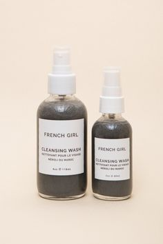 French Girl Organics is a modern French-inspired organic skincare line, handmade in Seattle, Washington. This cleansing Wash / Neroli is a creamy, non-foamin...