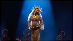 The Internet Thinks Beyonce Is Pregnant With Twin Boys Because Of Her Earrings
