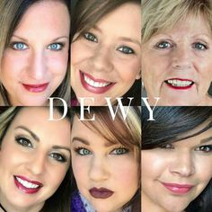 Dewy foundation by SeneGence