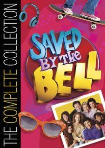 Saved by the Bell on on #Netflix now!  Krissi's kids love it!