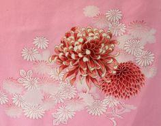 FREE SHIPPING  Japanese Vintage Silk Kimono by Orientalvintage88, £14.95