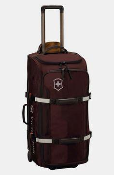 Victorinox Swiss Army 'Alpineer' Rolling Duffel Bag