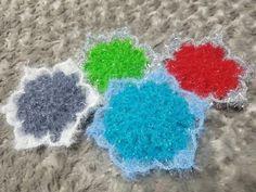 °짱s ❄눈꽃세미♡(도안첨부) : 네이버 블로그 Diy And Crafts, Crochet, Ganchillo, Crocheting, Knits, Chrochet, Quilts