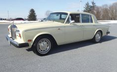 1979 Rolls-Royce Silver Shadow II Saloon