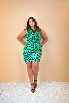 Curves are Sexy! Agnès | Moda Feminina + Modelagem Especial + Roupa tamanho GG…