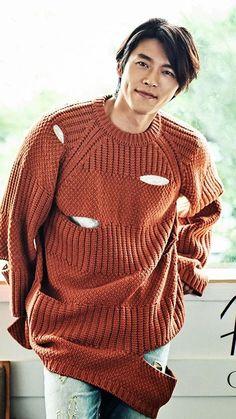 Hyun Bin, Asian Celebrities, My Crush, Korean Actors, My Idol, Landing, Kdrama, Men Sweater, Turtle Neck