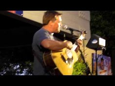 Edwin McCain and Shannon Tanner performing at HarbourFest at Shelter Cove Tuesday July 24, 2012