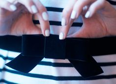 DIY Tutorial : Lacroix inspired bow belt | Clones N Clowns by Aimee WoodClones N Clowns by Aimee Wood