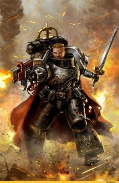 VK is the largest European social network with more than 100 million active users. Warhammer Deathwatch, Warhammer 40k Rpg, Warhammer 40k Miniatures, Warhammer Fantasy, Character Art, Character Design, Grey Knights, Dark Eldar, Star Trek Voyager