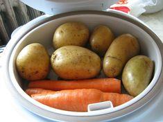 Retete delicioase gatite cu Philips Multicooker | Arta culinara cu Doina Multicooker, Potatoes, Vegetables, Food, Potato, Essen, Vegetable Recipes, Meals, Yemek