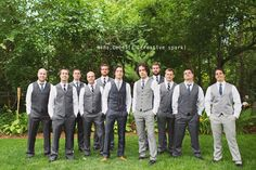 Groomsmen attire & photo