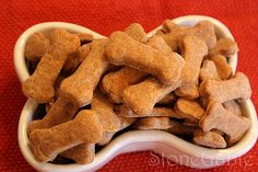 Meaty dog treat recipe (uses baby food meat)
