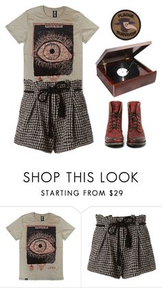 """Untitled #2503"" by lbenigni ❤ liked on Polyvore featuring L'Agence and Freebird"