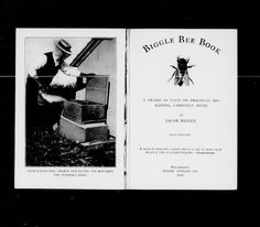 Biggle bee book [microform] : a swarm of facts ...  Go to www.archive.org and look up Biggle... tons of old books!