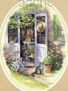 Gallery.ru / Фото #1 - Garden Door дИМ - 19Edinorog87
