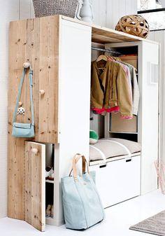 ChicDecó | My 10 favourite Ikea Hacks - Wardrobe