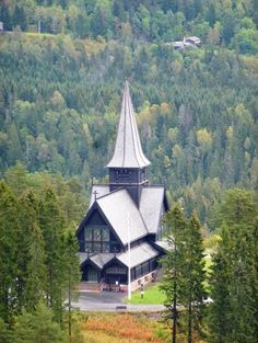 Holmenkollen Chapel - Oslo, Norway ….Stay cheap and comfortable on your stopover in Oslo: www.airbnb.com/rooms/1036219?guests=2&s=ja99 and https://www.airbnb.com/rooms/6808361