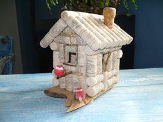 Wine Bottle Cork Crafts How to Build a Wine Cork Birdhouse
