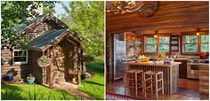 Jackson Hole, Wyoming...http://www.countryliving.com/travel-tips/cozy-cabins?src=spr_FBPAGE&spr_id=1453_88046272#slide-1
