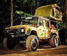 Expedition Defender : Photo