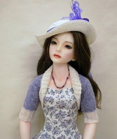 DWD Free Pattern #1 Click toDownload Fits SD sized dolls, Volks, Narae, Tonner's American Model