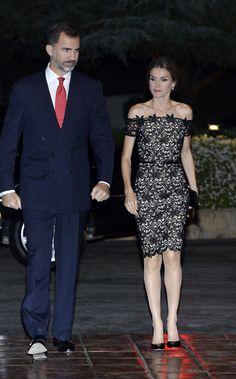 Una vez más, y gracias a Felipe Varela, la Princesa de Asturias acaparó todas las miradas