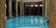 Gellert Baths!