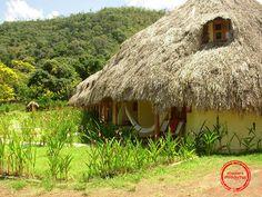 Canaima - Campamento Tapuy Lodge Hotel #insidertips #venezuela