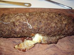 MissMuffin: Italiensk farsbrød med soltørrede tomater, mozzarella og basilikum..
